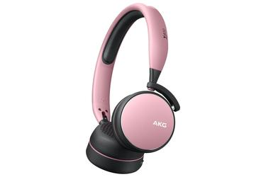 Pembe AKG Y400 Kablosuz Kulaklık