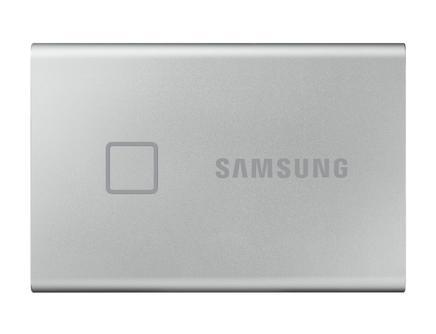 Taşınabilir SSD T7 Touch USB 3.2 2TB (Gümüş)