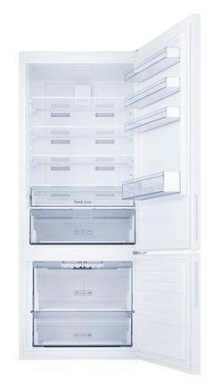 RB50RS334WW Twin Cooling™ Alttan Donduruculu Buzdolabı, 520 L