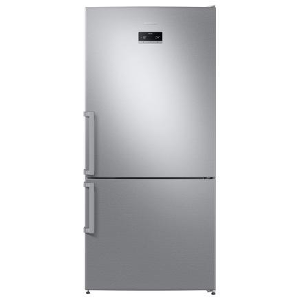 RB56TS754SA Twin Cooling ™ Alttan Donduruculu 607 L Buzdolabı, Gümüş