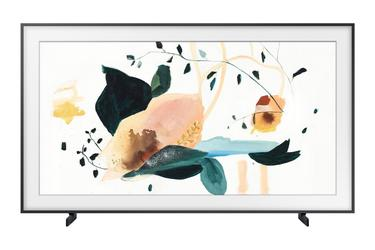 """Siyah The Frame (2020) 75"""" 4K QLED TV"""