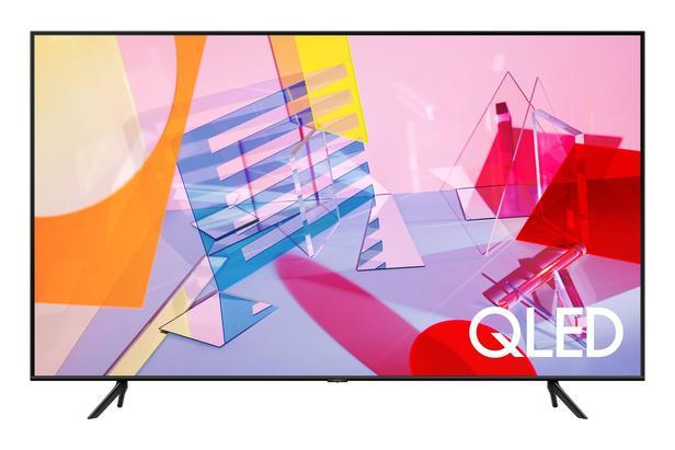 "Siyah 50"" Q60T QLED 4K UHD Smart TV"