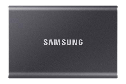 Taşınabilir SSD T7 USB 3.2 Gen 2 2TB (Gümüş)