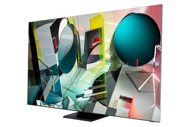 """Siyah 75"""" Q950T QLED 8K Smart TV"""