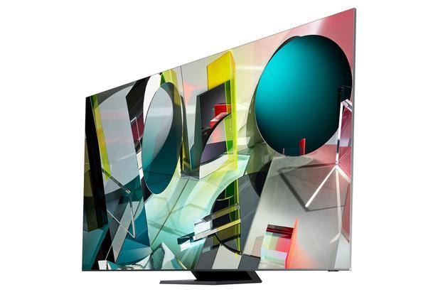 """Siyah 85"""" Q950T QLED 8K Smart TV"""