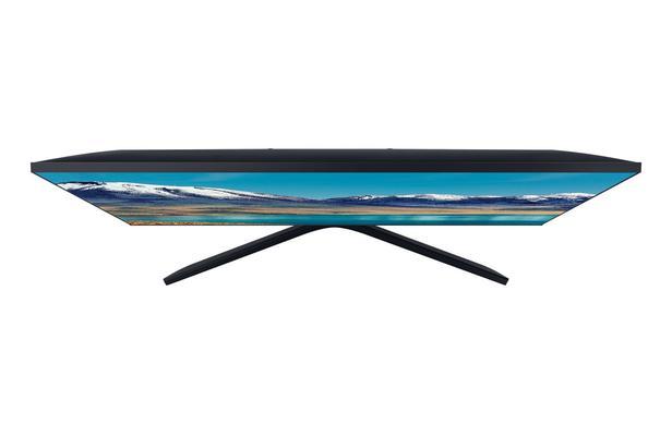 "Siyah 65"" TU8500 Crystal UHD 4K Smart TV"