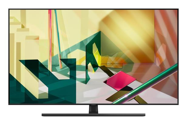 "Siyah 55"" Q70T QLED 4K UHD Smart TV"