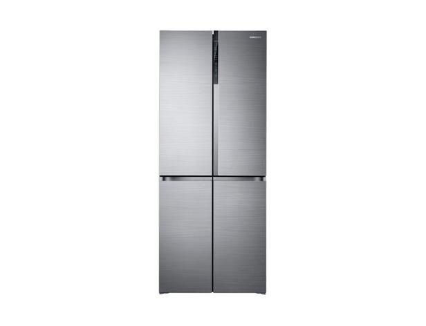 Gümüş RF50K5920SL Triple Cooling™ Teknolojili Gardırop Tipi Buzdolabı, 535 L