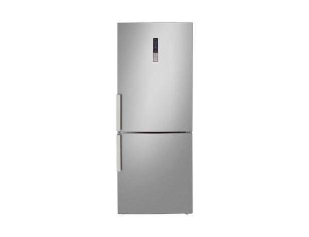 İnox RL4353FBASL 10 Yıl Kompresör Garantili Alttan Donduruculu Buzdolabı, 462 L