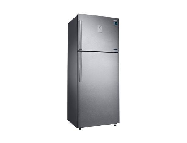 Gümüş RT46K6360SL Twin Cooling Plus™ Teknolojili Üstten Donduruculu Buzdolabı, 456 L