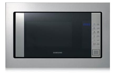 FW87SUST Ankastre Mikrodalga Eşit Pişirme Sağlayan Üçlü Isıtma Sistemi, 23 lt İç Hacim