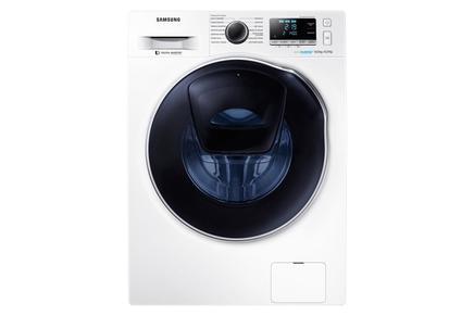 WD90K6B10OW/AH AddWash 9 kg/6 kg 1400 Devir Kurutmalı Çamaşır Makinesi