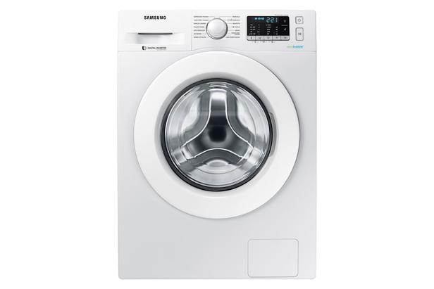 Beyaz WW80J5455MW 8 kg 1400 Devir Çamaşır Makinesi