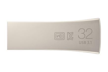BAR Plus USB 3.1 Flash Bellek 32GB (Gümüş)