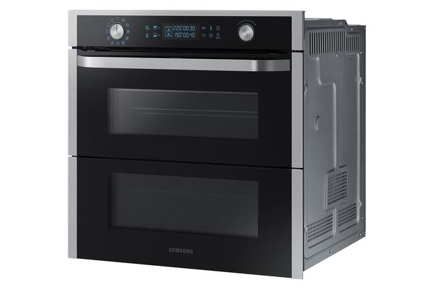 NV75R7647RS İkili Pişirme Özellikli Elektrikli Fırın, 75L