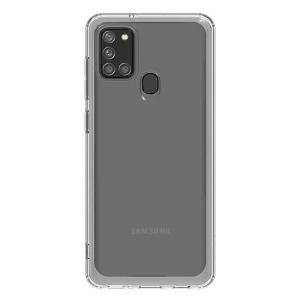 KDLab Galaxy A21s Şeffaf Kılıf