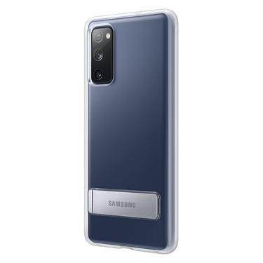 Galaxy S20 FE Standlı Şeffaf Kılıf