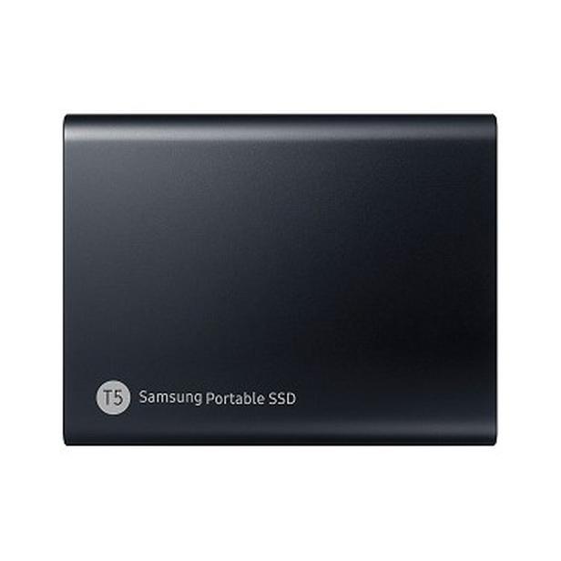 Siyah Taşınabilir SSD T5 USB 3.1 2TB (Siyah)