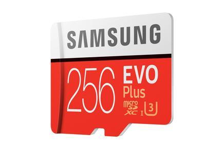 EVO Plus 256GB microSDXC Kart MB-MC256HA/APC