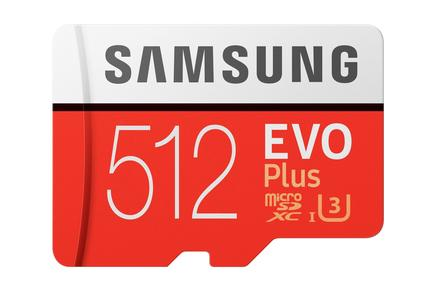 EVO Plus 512GB microSDXC Kart MB-MC512HA/APC