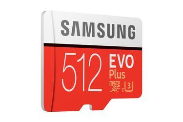 EVO Plus 512GB microSDXC Kart MB-MC512HA/APC