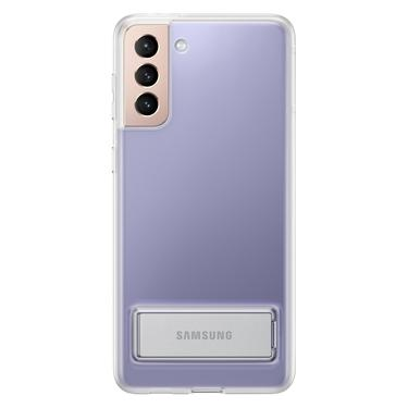 Galaxy S21+ 5G Clear Standing Cover
