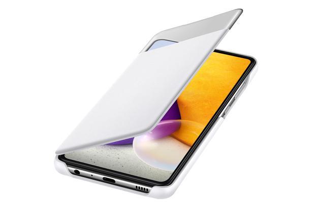 Galaxy A72 Akıllı S View Cüzdan Kılıfı