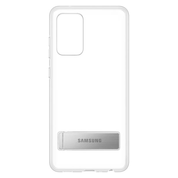 Galaxy A72 Şeffaf Ayaklı Kılıf