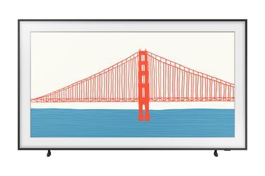 LS03A The Frame QLED 4K Smart TV (2021)