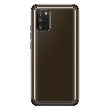 Galaxy A02s Yumuşak Şeffaf Kılıf