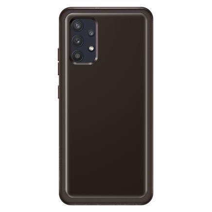 Galaxy A32 Yumuşak Şeffaf Kılıf