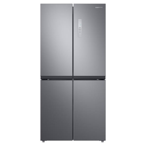 RF48A4000M9 Twin Cooling Plus™ Teknolojili Gardırop Tipi Buzdolabı, 488 L