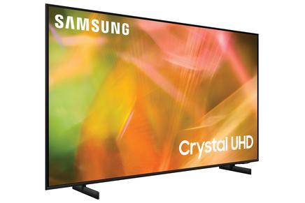 AU8000 Crystal UHD 4K Smart TV (2021)