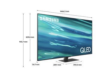 Q80A QLED 4K Smart TV (2021)